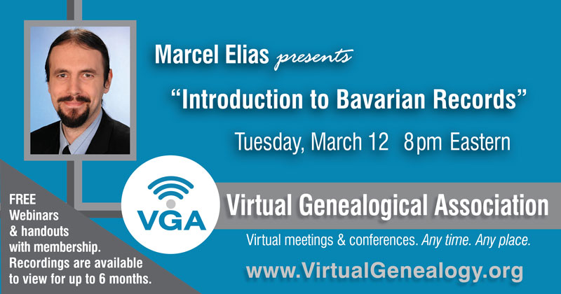 Marcel Elias's March 12th Webinar