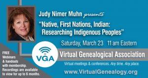 Webinar details for Judy Nimer